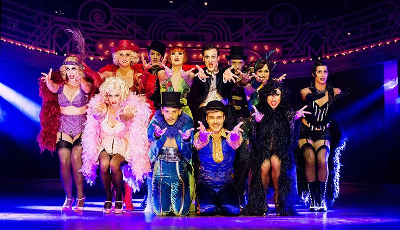 Musicales en Madrid, Cabaret