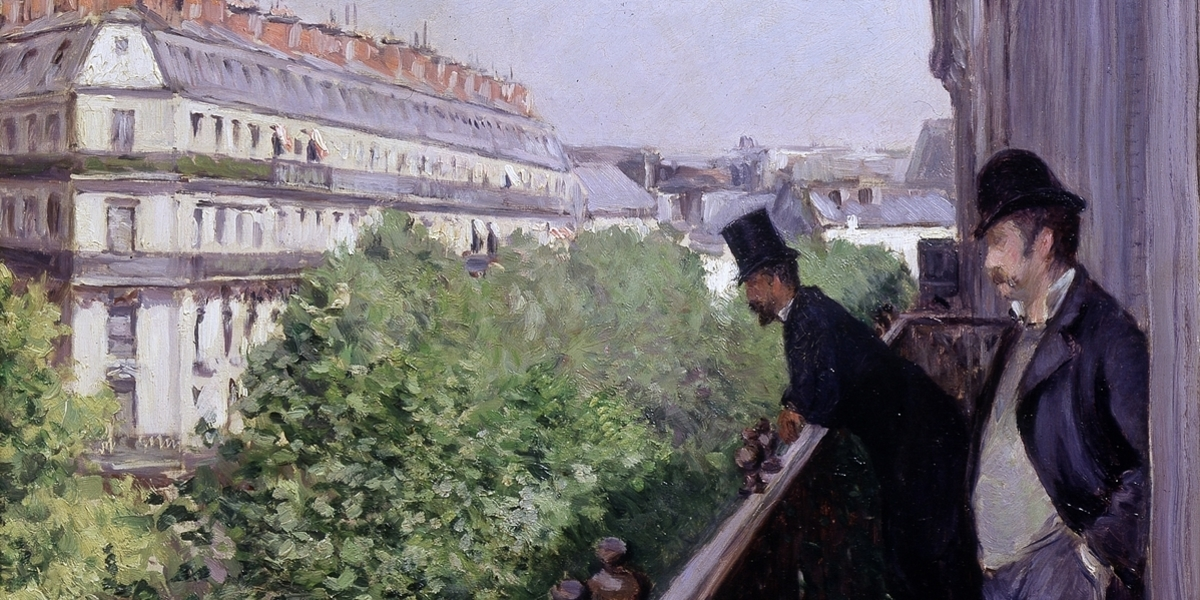 FLAT SWEET HOME_gustave_caillebotte