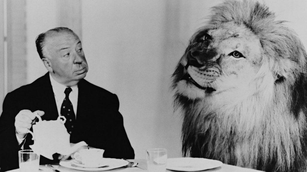 Alfred Hitchcock en fundación telefónica Madrid