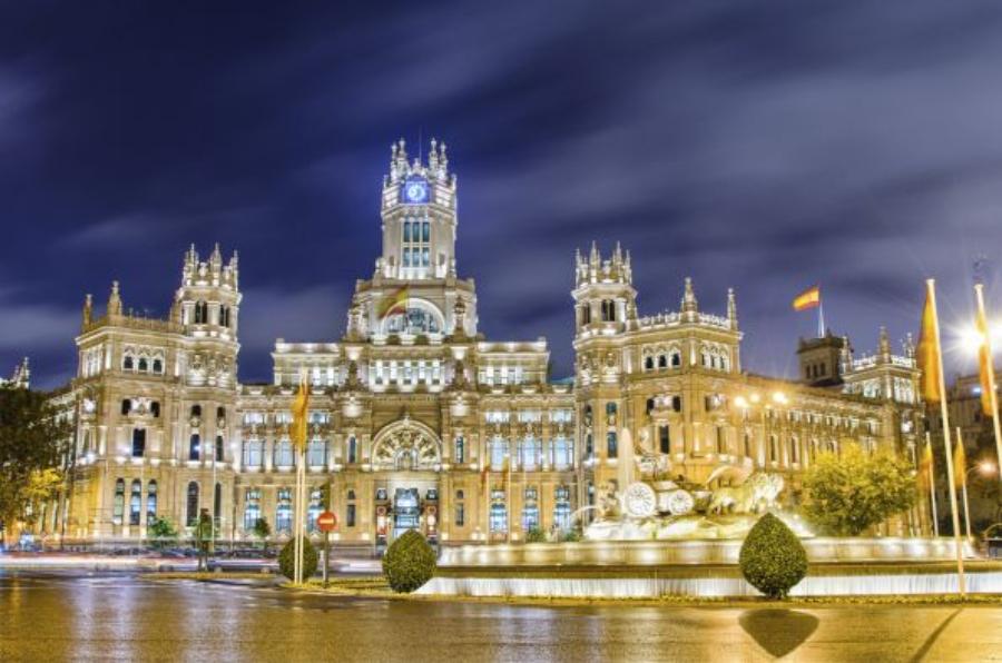 Agenda Madrid